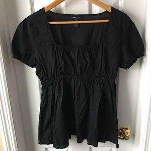 H&M maternity black top